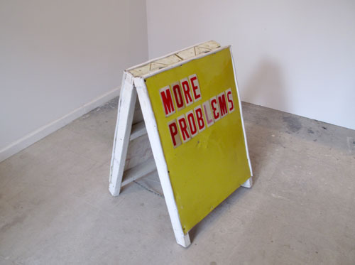 More Problems, Adrienne Garbini
